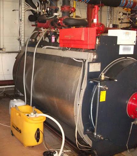 промывка теплообменника газового котла цена в москве